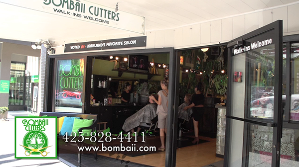 Bombaii Cutters Salon