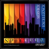 2018 Spectrum Award Winner