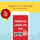 Yelp People Choice Award 2017